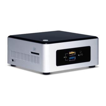 Jual Intel NUC Kit NUC5CPYH Mini PC - Intel Celeron N3050 - Hitam/Silver Harga Termurah Rp 2250000.00. Beli Sekarang dan Dapatkan Diskonnya.