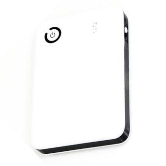 Jual AILI DIY Exchangeable Cell Power Bank Case For 4Pcs 18650 - White/Black Harga Termurah Rp 380000. Beli Sekarang dan Dapatkan Diskonnya.