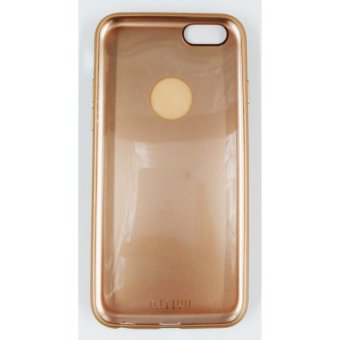 UYITLO IPHONE 6/6S Case Shock Proof and TPU and Anti- skidding and frosting humanized design case - intl