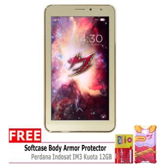 Jual Advan Vandroid I7A Satria Bima X - 8GB - Gold + Gratis Softcase Body Armor Protector & Perdana IM3 Kuota 12GB Harga Termurah Rp 1099000.00. Beli Sekarang dan Dapatkan Diskonnya.