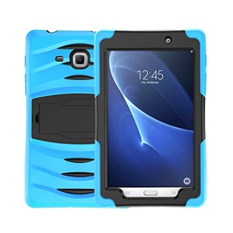 Galaxy Tab A 7.0 Case by Full-body Shock Proof Hybrid Heavy Duty Armor Protective