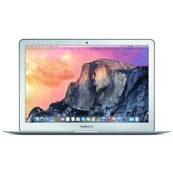 """Jual Apple Macbook Air 13"""" MJVG2 - RAM 4GB - 256GB - Dual Core i5 1.6GHz - Silver Harga Termurah Rp 18000000.00. Beli Sekarang dan Dapatkan Diskonnya."""