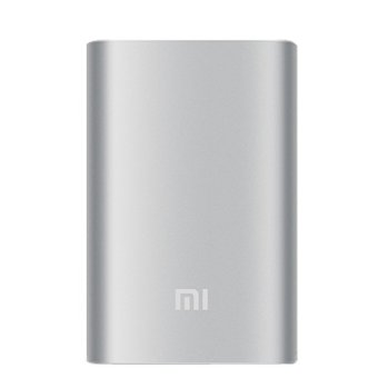 Jual Xiaomi Powerbank 10000mAh - Silver Harga Termurah Rp 400000.00. Beli Sekarang dan Dapatkan Diskonnya.
