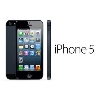 Jual Apple iPhone 5 Black - 32GB - RAM 1GB - GARANSI 2 TAHUN Harga Termurah Rp 3900000.00. Beli Sekarang dan Dapatkan Diskonnya.