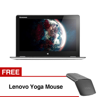 Jual Lenovo Yoga 700 - Intel Core M-6Y75 - 4GB - 256GB SSD - 11.6
