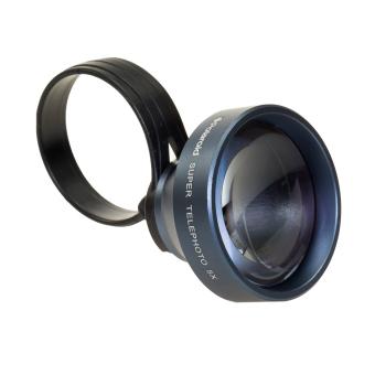 Polaroid Lensa Smartphone 5x Super Telephoto Lens - Abu-abu