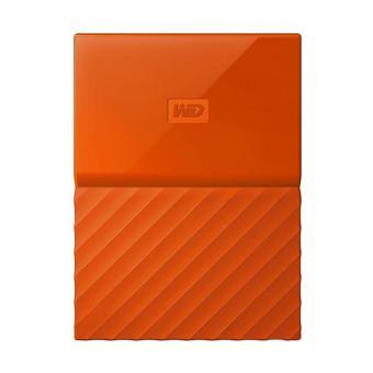Jual WD My Passport New Hard Disk Eksternal - Orange [1 TB/ USB 3.0] Harga Termurah Rp 1200000.00. Beli Sekarang dan Dapatkan Diskonnya.