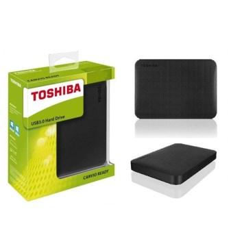 Jual Hardisk External Toshiba 1TB CANVIO READY (Black) Harga Termurah Rp 780000.00. Beli Sekarang dan Dapatkan Diskonnya.