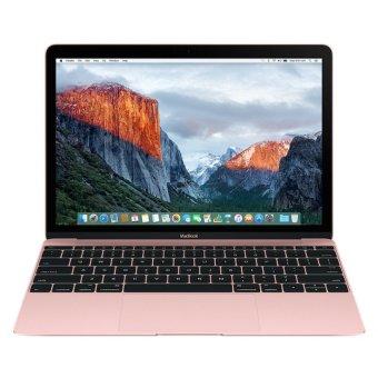 Jual Apple New MacBook MMGL2 - Intel Core M - 8GB RAM - 12