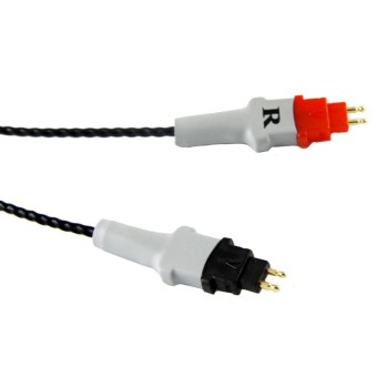 ZY HiFi Cable Sennheiser HD650 HD600 HD580 HD525 HD565 Headphone Upgrade 3.5mm Plug ZY-044 1.5M