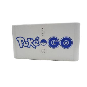 Jual Zazetech Power Bank Poke N Go 20000mAh - Putih Harga Termurah Rp 150000. Beli Sekarang dan Dapatkan Diskonnya.