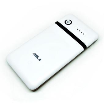 Jual AILI DIY Exchangeable Cell Power Bank Case For 6Pcs 18650 - White/Black Harga Termurah Rp 246900. Beli Sekarang dan Dapatkan Diskonnya.