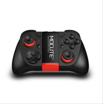 harga Joystick game wireless MOCUTE dengan Bluetooth 3.0 untuk smartphone Android dan iOS serta Gear VR PS3 Lazada.co.id
