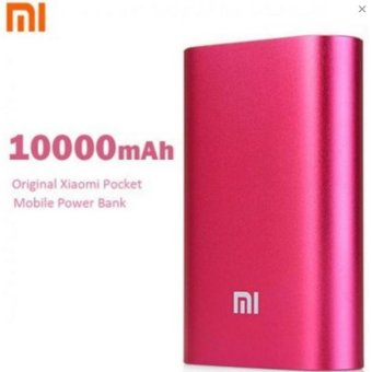 Jual Xiaomi Power Bank Xiaomi 10000mAh Mah Red Merah 100 ORIGINAL Harga Termurah Rp 900000.00. Beli Sekarang dan Dapatkan Diskonnya.