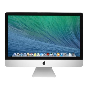 Jual Apple iMac MD096ZA/A Desktop 27 - Silver
