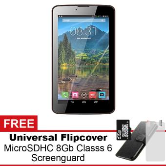 Jual Mito T89 Tablet - 8GB - Hitam + Gratis Micro SDHC 8Gb Class 6 + Flipcover + Screenguard Harga Termurah Rp 932100.00. Beli Sekarang dan Dapatkan Diskonnya.