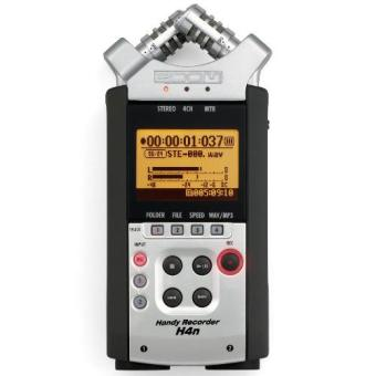 Zoom H4nSP 4-Channel Handy Recorder with APH-4n Accessory Pack
