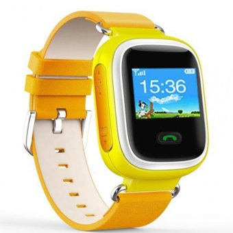 2Cool Smart Watch for Children Phone Call Kids Watch GPS Tracker Color Display Anti Lose Kids Watch - intl