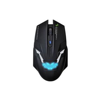 Harga Dragonwar G8 Unicorn Gaming Mouse Macro + Free Mousepad - Black