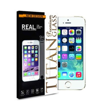 Tempered Glass for Iphone 6 / 6S Depan Belakang 2in1 – Round Edge 2.5D-