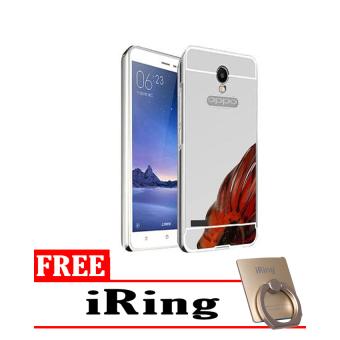 Case Oppo Neo 3 R831k Bumper Mirror Slide Silver - Tempat Jual Murah ... 01f4886f57