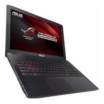 Jual ASUS ROG GL552VX Kaby Lake - i7 7700HQ/ 16GB/ 1TB + 250GB SSD/ GTX950M 4GB/ W10/ 15.6FHD