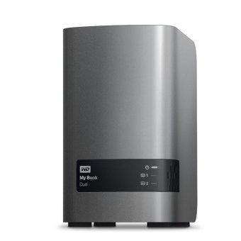 Jual Western Digital Mybook Duo 8TB USB 3.0 - Black Harga Termurah Rp 6999900.00. Beli Sekarang dan Dapatkan Diskonnya.