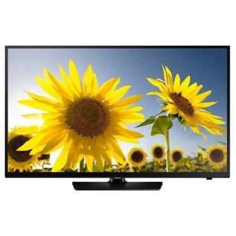 harga Samsung TV LED 24 UA24H4150ARXXD - Hitam - Gratis Pengiriman Bali, Surabaya, Mojokerto, Kediri, Madiun, Jogja, Denpasar Lazada.co.id