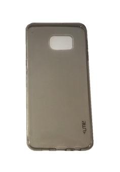 Ume Samsung Galaxy Note 5 Edge / Samsung Galaxy S6 Edge+ / Samsung Galaxy S6 Edge Plus / Samsung S6 Edge+ / Samsung Note 5 Edge Ultrathin / Silikon Samsung Note 5 Edge / Silicone / Ultra Thin - Aqua Transparan