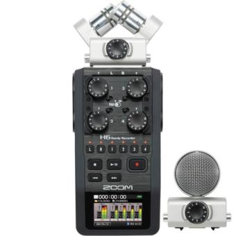 Handy Recorder Zoom H6 + Accesories Pack