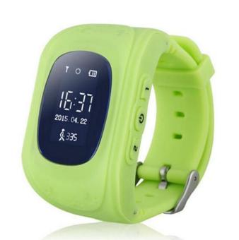 2Cool Kids Smart Watch GPS Tracker Anti Lose GPS Position Children SOS Phone Call SmartWatch for iPhone Android - intl