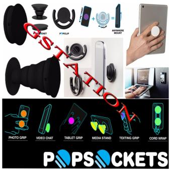 1Shop PopSockets Stick To Phone,Tablets,With PopClip Car Mounth Charakter