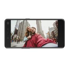 Infinix S2 Pro X522 - 3GB/32GB - 8MP/13MP Dual Front Camera - Quartz Black + Gratis Pelindung Layar
