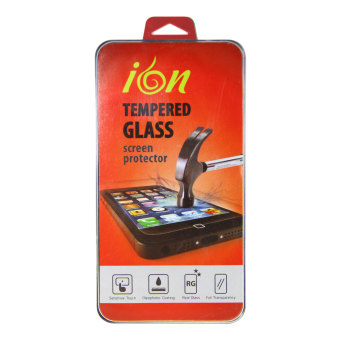 Ion - Blackberry Leap Tempered Glass Screen Protector - 0.3mm