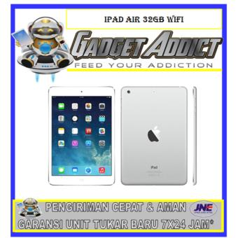 iPad Air 32GB WiFi [Silver]