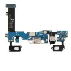 IPartsBuy Charging Port And Sensor And Headphone Jack Flex Cable Replacement For Samsung Galaxy A7 (2016) / A7100