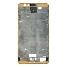 IPartsBuy Front Housing LCD Frame Bezel Plate Replacement For Huawei Ascend Mate 7 (Gold) - Intl
