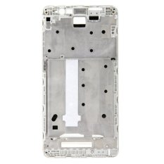 IPartsBuy Front Housing LCD Frame Bezel Plate Replacement For Xiaomi Redmi Note 3 (White)