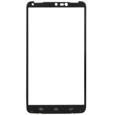 IPartsBuy Front Screen Outer Glass Lens Replacement For Motorola DROID Turbo / XT1254 (Black) (Intl)