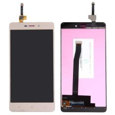 IPartsBuy Xiaomi Redmi 3 LCD Screen + Touch Screen Digitizer Assembly (Gold)