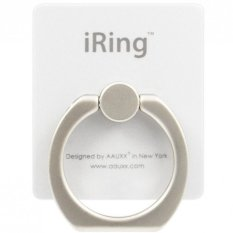 iRing Stand - Phone Holder 360 Degree Rotation - Putih