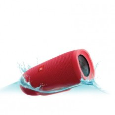 JBL Charge 3 Bluetooth Speaker - Red