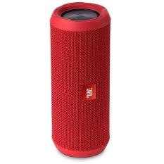 JBL Flip 3 Splashproof Portable Bluetooth Speaker - Merah