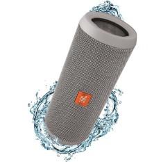 JBL Flip 3 Wireless Bluetooth Speaker - Abu-abu
