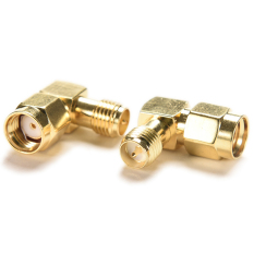 Jetting Buy Adapter Male Jack To RP.SMA Female Plug Connector Right Angle