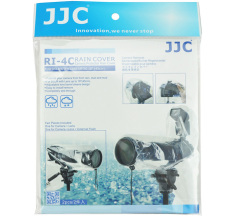 "JJC RI-4.2 Pack Set Rain Cover Rain Proof Dust Protector SLR Camera And Lens Up To 14"" With A 7.0"" Lens Diameter - Intl"