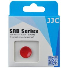 JJC SRB-C11R Red Metal Concave Surface Soft release button finger touch for X-PRO2,X-E2S,X10,X20,X30,X100T,X100,X100S,X-E1,X-E2,XPRO-1,STX-2,X-T10,X100F - intl