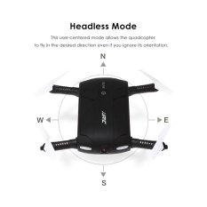 JJRC H37 Elfie Foldable Selfie Drone - JJRC H37 Elfie Pocket Drone RC Quadcopter - Hitam