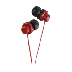 JVC HA-FX8R In-ear Style Headphones Sweat Proof Noise Isolation HAFX8 Red
