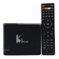 K1 PLUS Android 5.1.1 Lollipop Set Top TV Box Amlogic S905 Quad Core 64-bit Cortex A53 Up To 2.0GHz